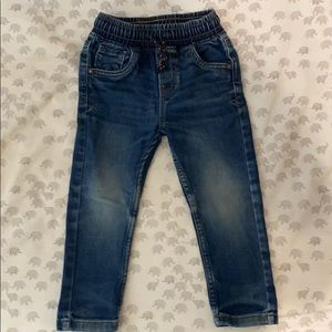 Toddler boys skinny jeans